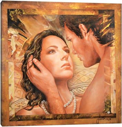 Agape Love Canvas Art Print