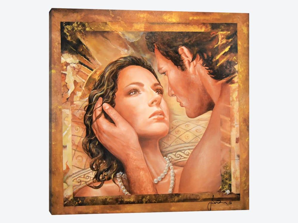 Agape Love by Sinisa Saratlic 1-piece Canvas Art Print