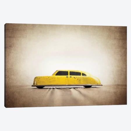 ARGO Yellow Taxi Canvas Print #SNT12} by Saint and Sailor Studios Canvas Print