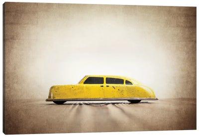 ARGO Yellow Taxi Canvas Art Print