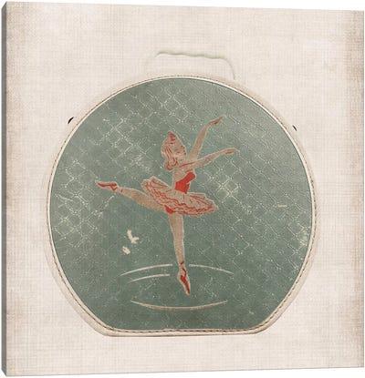 Ballet Box Canvas Art Print