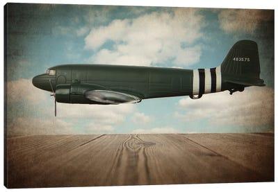 Douglas DC-3 Canvas Art Print