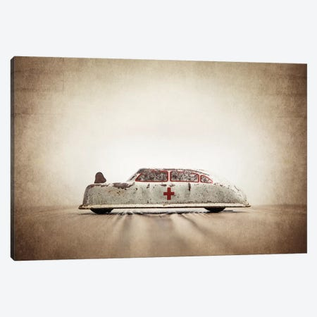 ARGO Ambulance  Canvas Print #SNT4} by Saint and Sailor Studios Canvas Artwork