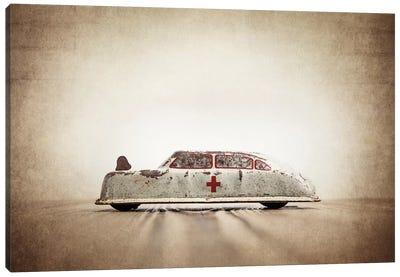ARGO Ambulance  Canvas Art Print