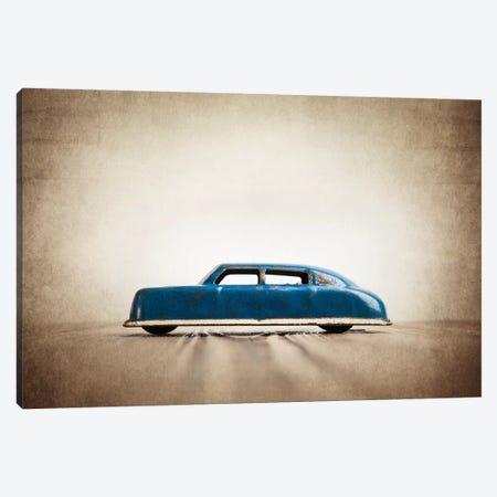 ARGO Blue Sedan Canvas Print #SNT5} by Saint and Sailor Studios Canvas Art