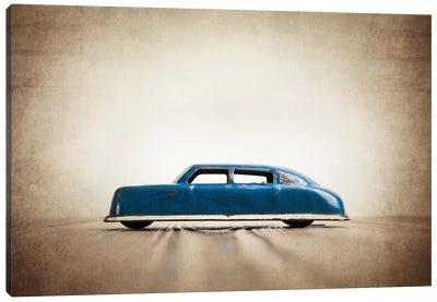 ARGO Blue Sedan Canvas Art Print
