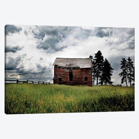 Montana Barn II Canvas Print #SNT66} by Saint and Sailor Studios Canvas Print
