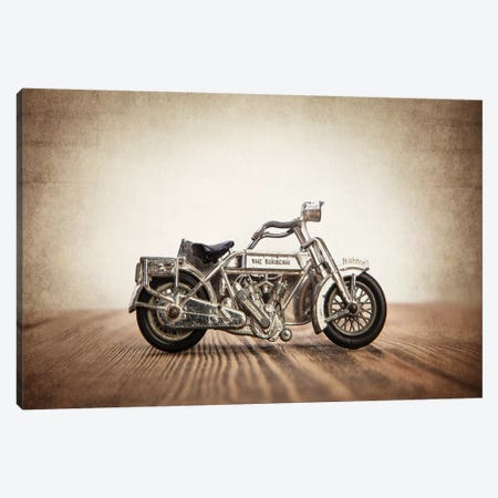 Motorcycle Sunbeam Canvas Print #SNT72} by Saint and Sailor Studios Art Print