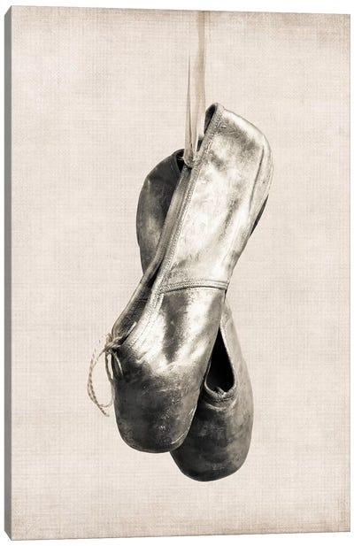 Point Shoes Canvas Art Print