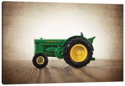 Tractor John Deere Canvas Art Print