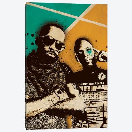 Dead Prez Canvas Print #SNV10} by Supanova Canvas Art Print