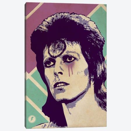 David Bowie Canvas Print #SNV110} by Supanova Canvas Wall Art