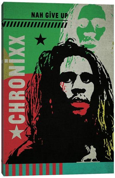 Chronixx Canvas Art Print