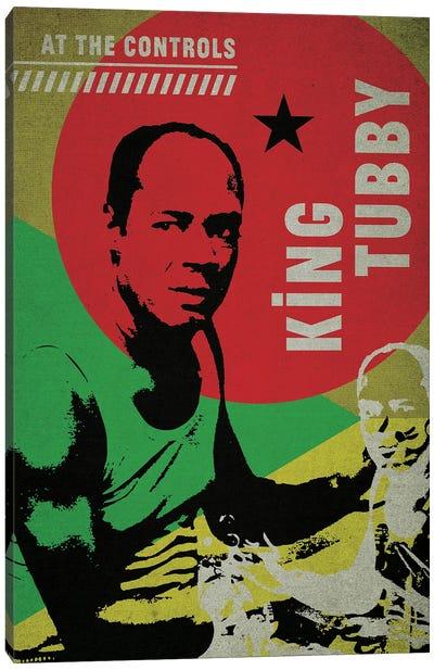 King Tubby Canvas Art Print