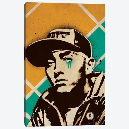 Eminem Canvas Print #SNV12} by Supanova Art Print