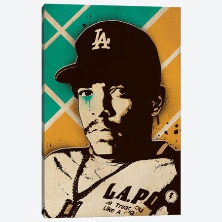 Ice T Canvas Print #SNV17} by Supanova Canvas Artwork