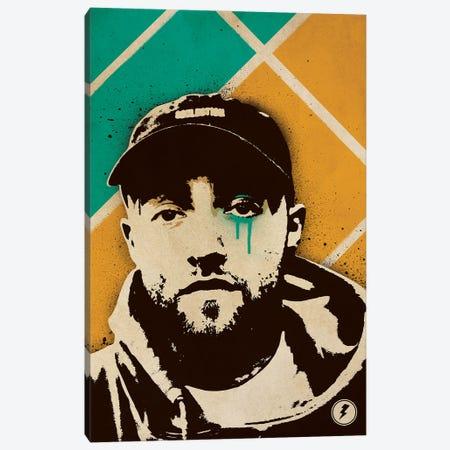 Mac Miller Canvas Print #SNV25} by Supanova Art Print