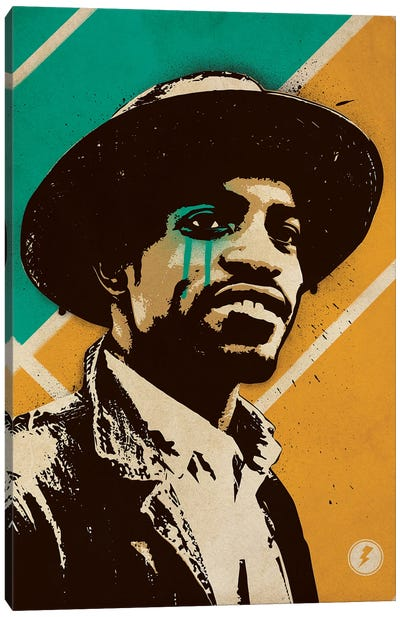 Andre 3000 Outkast Canvas Art Print