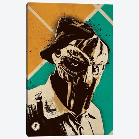 Mf Doom Canvas Print #SNV34} by Supanova Canvas Wall Art