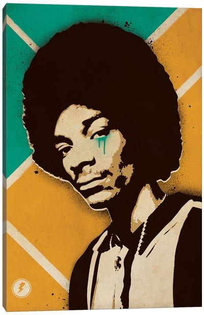 Snoop Dogg Canvas Art Print