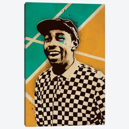 Tyler The Creator Canvas Print #SNV38} by Supanova Canvas Print