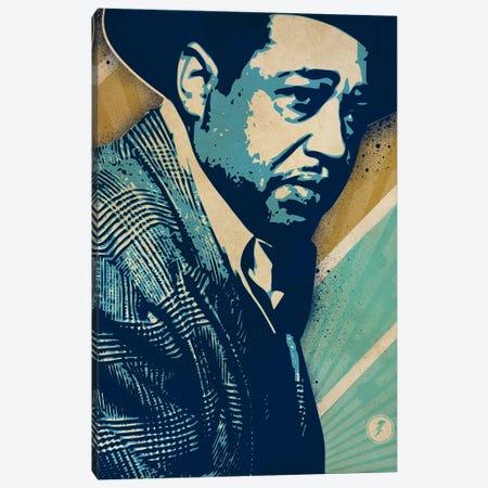 Duke Ellington Canvas Print #SNV44} by Supanova Art Print