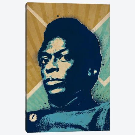 Miles Davis Canvas Print #SNV46} by Supanova Canvas Art Print