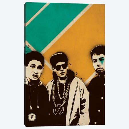 Beastie Boys Canvas Print #SNV4} by Supanova Canvas Wall Art