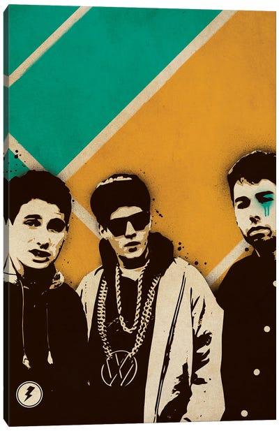 Beastie Boys Canvas Art Print