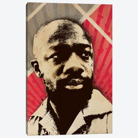 Isaac Hayes Canvas Print #SNV52} by Supanova Art Print