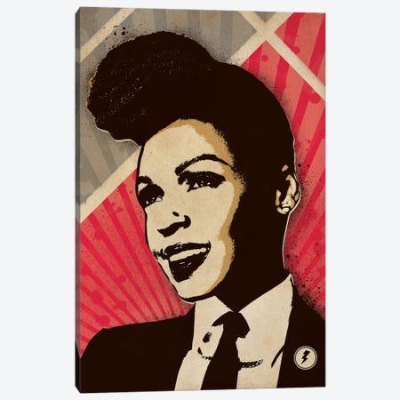 Janelle Monae Canvas Print #SNV54} by Supanova Canvas Wall Art