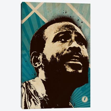 Marvin Gaye Canvas Print #SNV55} by Supanova Canvas Wall Art