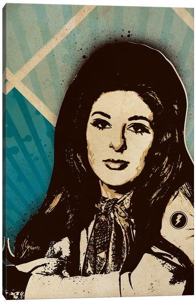 Bobbie Gentry Canvas Art Print