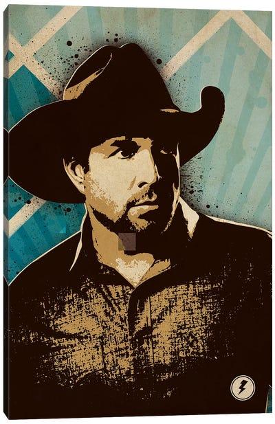 Garth Brooks Canvas Art Print