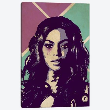 Beyonce Knowles Canvas Print #SNV67} by Supanova Canvas Print