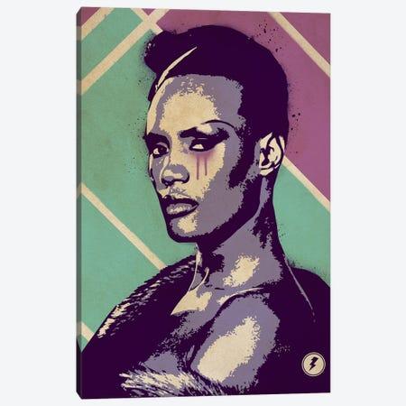 Grace Jones Canvas Print #SNV70} by Supanova Canvas Art Print