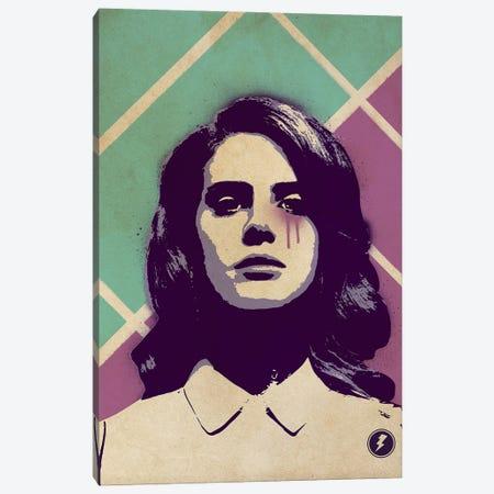 Lana Del Rey Canvas Print #SNV72} by Supanova Canvas Print