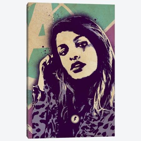 M.I.A. Canvas Print #SNV76} by Supanova Canvas Wall Art