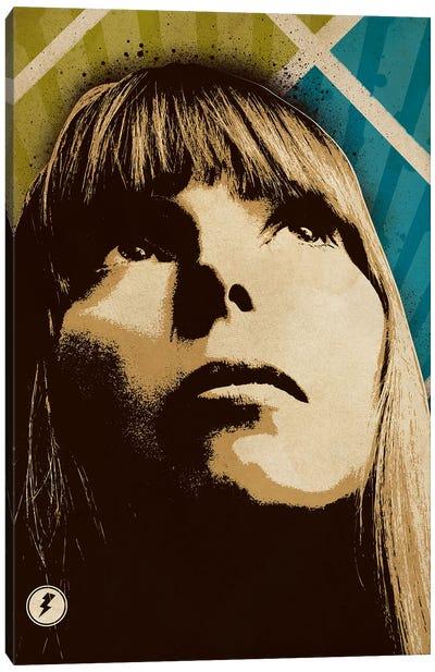 Joni Mitchell Canvas Art Print