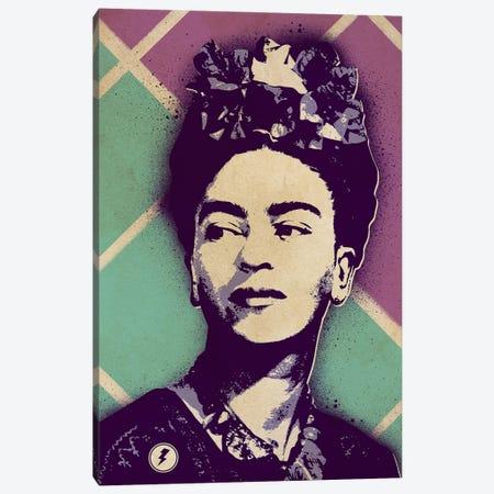 Frida Kahlo Canvas Print #SNV88} by Supanova Canvas Artwork