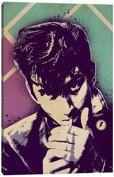 Alex Turner Arctic Monkeys Canvas Art Print