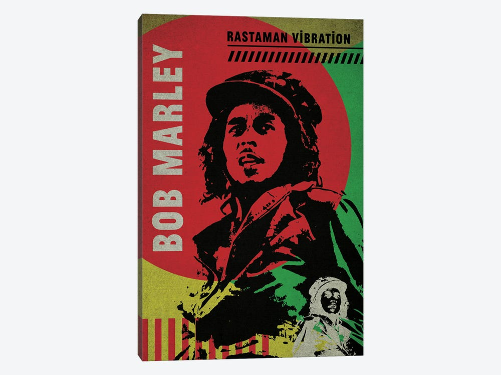 Bob Marley by Supanova 1-piece Art Print