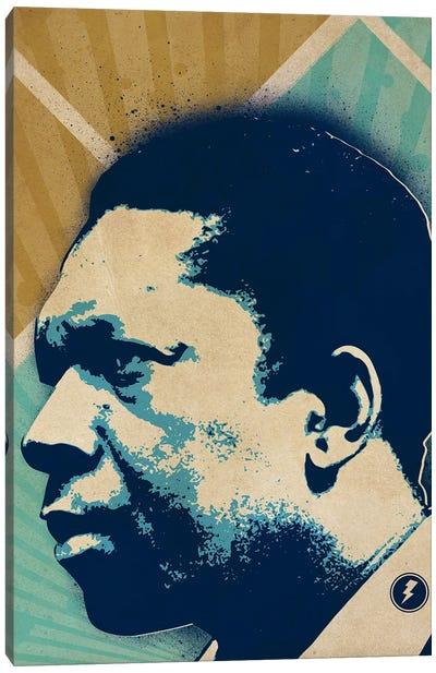 John Coltrane Canvas Art Print