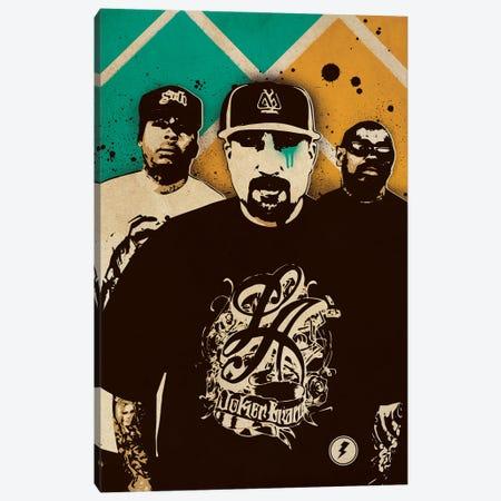 Cypress Hill Canvas Print #SNV9} by Supanova Canvas Art Print