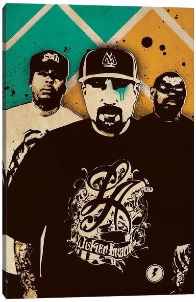 Cypress Hill Canvas Art Print