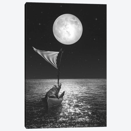 Adrift Canvas Print #SOA1} by Soaring Anchor Designs Canvas Artwork