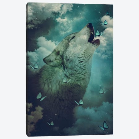 See You In My Dreams Canvas Print #SOA64} by Soaring Anchor Designs Canvas Print