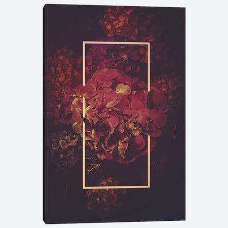 Hydrangea Bloom Vintage Rose Canvas Print #SOA91} by Soaring Anchor Designs Canvas Art Print