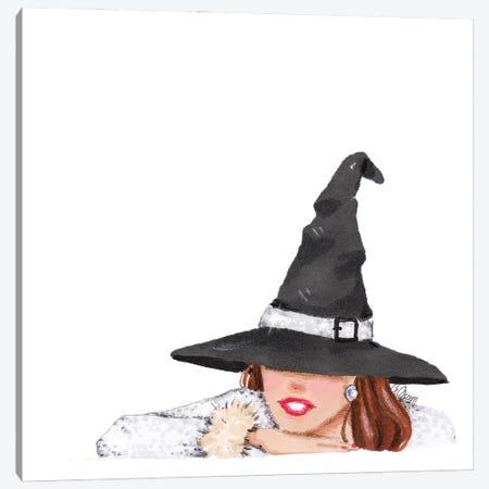 Halloween Canvas Print #SOB11} by Style of Brush Canvas Art