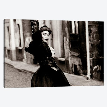 Freedom Canvas Print #SOE10} by Sophie Etchart Canvas Print